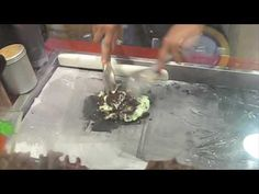 Watch a Cold Stone Creamery Ice Cream get made - Watch a Mint Mint Chocolate Chocolate Chip Signature Creation being made at Cold Stone Creamery. To learn the Do's and Don'ts of ordering at Cold Stone, visit Health And Wellness, Health Tips, Cold Stone Creamery, Sugar Rush, Egg Shells, Mint Chocolate, Stuff To Do, Ice Cream, Watch