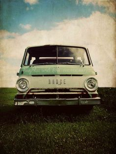 Hey, I found this really awesome Etsy listing at https://www.etsy.com/listing/164718459/that-old-dodge-8x10-fine-art-photography