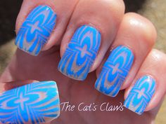 The Cat's Claws: Negative Space!