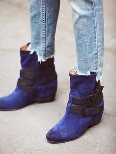 36f72cdcbc7 NAYA Harlin Hidden Wedge Boot at Free People Clothing Boutique Splendid  Shoes