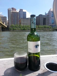 """""""Summer is better with boating and wine!"""""""