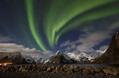 Photo Aurora eruption by Cristian Kirshbom on 500px