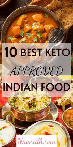 Looking for Vegetarian/Vegan Keto recipes to make in your Instant Pot or Stove Top? Here is the my collection of 10  Keto Indian Recipes from my blog. You can also find a variety of other Indian vegetarian curries ,beans, lentils and dessert recipes. #keto #ketoindianrecipes #indian #lowcarb #indianveggiedelight #instantpot Keto Lunch Ideas, Lunch Recipes, Dinner Recipes, Dessert Recipes, Low Carb Vegetarian Recipes, Low Carb Recipes, Healthy Recipes, Low Carb Indian Food, Desert Recipes