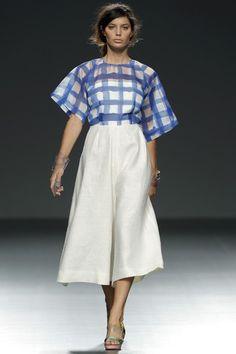 Madrid Fashion Week  Leonor Pando  Primavera-Verano 2015 | telva.com