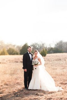 Texas winter wedding | Featured on Cottage Hill | Cottonwood Road Photography
