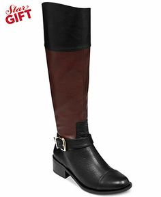 Vince Camuto Leisha Tall Boots - Shoes - Macy's