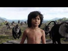 THE JUNGLE BOOK (2016) - New Trailer, Extended TV Spot and Character Portraits | The Entertainment Factor