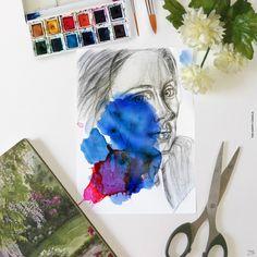 Watercolour Mix Pencil Shade