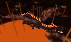 Examples of Amazing Minecraft Art Pictures Minecraft Part 1, Minecraft Mobs, Minecraft Anime, Minecraft Plans, Amazing Minecraft, Minecraft Tutorial, Minecraft Creations, Minecraft Projects, Cool Lego Creations