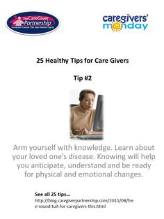 Tip #2 of 25