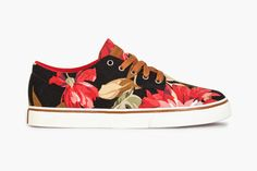 The Hundreds 'Tropic' Johnson Low Sneakers