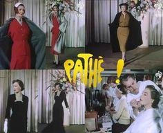 1950s-British-Fashion-show-in-color-1951