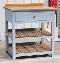 lulworth blue and wood
