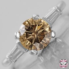 I think I want a chocolate diamond for my next wedding ring :)