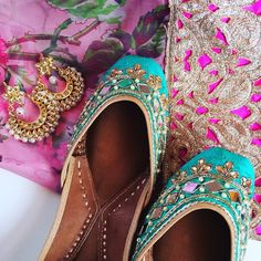 We are an online fashion boutique specialising in punjabi juttis and statement jewellery delivering worldwide.