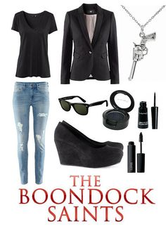 The Boondock Saints <3 I sooo want this outfit!