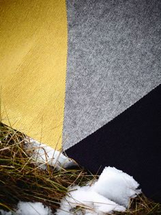 Geometric rug from Artisan Flooring, New Zealand