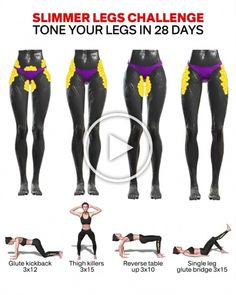 Fitness Workouts, Gym Workout Videos, Gym Workout For Beginners, Fitness Workout For Women, Body Fitness, At Home Workouts, Leg Day Workouts, Exercise Workouts, Exercise Ball