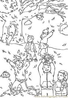 badesee wimmelbild | wimmelbild, bilder, kunst grundschule