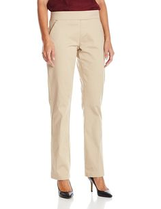 Lee Women's Natural Fit Pull-On Dana Barely Bootcut Pant ** This is an Amazon Affiliate link. Read more reviews of the product by visiting the link on the image.
