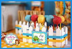 candy bar de Gallina Pintadita | sareena