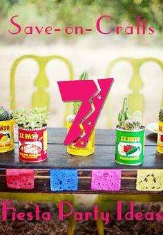 Top 7 Fiesta Party Ideas