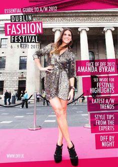 Dublin Fashion Festival use Issuu to produce a digital publication Festival Looks, Festival Fashion, Dublin, Ireland, Platform, Digital, My Style, Book, Fashion Trends