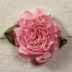 Pink Carnation Florets Embellishment