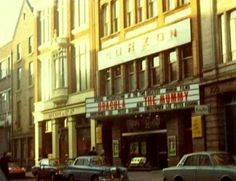 Old Dublin Cinemas – Local History Castleknock – History of Castleknock Dublin Street, Dublin City, Old Pictures, Old Photos, City Roller, British Home, Entrance Foyer, Grand Homes, Local History
