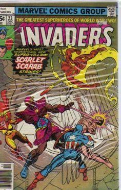 The Invaders 23 by Marvel Comics,http://www.amazon.com/dp/B0019CAYTU/ref=cm_sw_r_pi_dp_3tpksb1E38QSYAAG