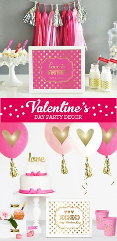 Check out Event Blossom's #ValentinesDay versions of our #personalizedfavors & decor!