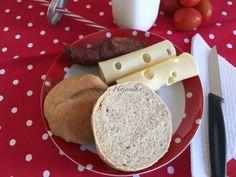 Rozsos zsemle Bread, Food, Brot, Essen, Baking, Meals, Breads, Buns, Yemek