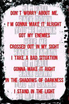 Fall back down lyrics by Rancid