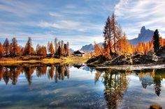 Dolomitok, Hegyek, Olaszország, Alpesi