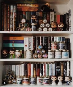It heaven on a bookshelf