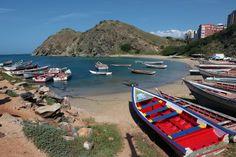 Praia de Pescadores - Ilha de Margarita - Venezuela - Viagem com Sabor