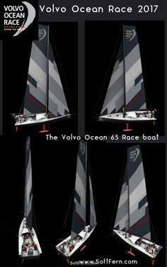 Volvo Ocean Race, Auckland New Zealand, Dinghy, Yachts, Sports News, Kayaking, Sailing, Ships, Tutorials