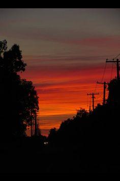 Sunset, Galt CA.  janiceclark.com Beautiful!!!