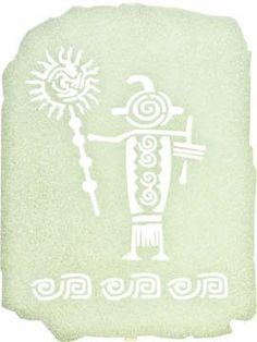 Tribal Chieftain Laser Cut Metal Wall Art Sculpture