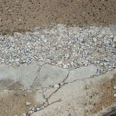 fix and repair flaking, cracked or spalled concrete. Not sure about this product, but article gives some practical advice for how to repair sidewalk, etc. Repair Concrete Driveway, Concrete Driveways, Concrete Floors, Walkways, Repair Cracked Concrete, Driveway Pavers, Concrete Sealer, Flagstone, Concrete Projects