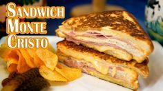 Sandwich Monte Cristo Salado o Dulce