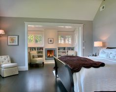 Do in alcove off master? Reading Nook Design, Pictures, Remodel, Decor and Ideas - page 2