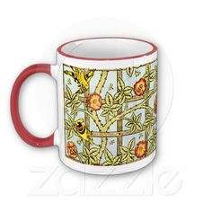 William Morris birds and flowers pattern Coffee Mug - 30% Off Shirts, Mugs, & Bags! Enter code: WELUVYOUSALE. Offer is valid through February 2, 2013 at 11:59 PM (Pacific Time).