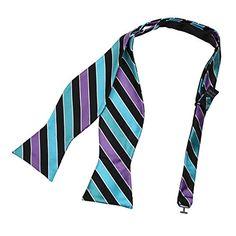 DBA7A25A Black Purple Turquoise Stripes Bow Tie Microfibe... https://www.amazon.com/dp/B017PF0PHA/ref=cm_sw_r_pi_dp_x_apWqybQ67FX2Z