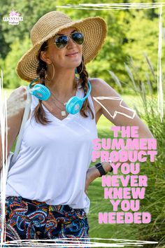 A post focusing on how to enjoy your summer with the help of some fun items (like this stylish hands free neck fan). And you can treat yourself to these with zero guilt.  #SummerProducts #MakeupProducts #NeckFan #StayCoolThisSummer #FunBeautyItems Tie Dye Kit, Makeup Lessons, Makeup Services, Best Nail Polish, Summer Beauty, Summer Essentials, Red Apple, Top Coat