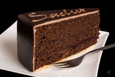 Sachertorte – The classic of the Viennese patisserie. The Sachertorte is a cake, whose recipe is kept well under the wraps until today. Each pastry chef ...