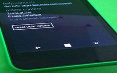 [Guida] Reset di Windows Phone 8 e 8.1 dal telefono #ripristinare #windowsphone8.1 #reset