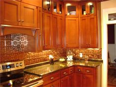 I will definitely have double-stacked cabinets in my home one day.