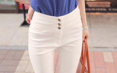 i want to wear white pants! and have a pair that is waiting for me to fit into......
