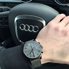 Drive in style with the TXM092 by @tayroc Follow @tayroc for more affordable & luxurious watches www.tayroc.com